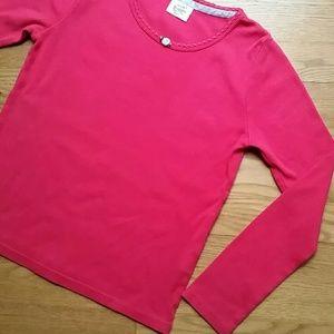 Size 9/10 girl Mini Boden t-shirt